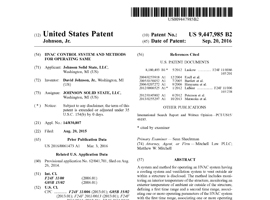 CoolingLogic™ Patent #: US 9,447,985 B2